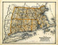 Massachusetts, Rhode Island & Connecticut Plan, Berkshire County 1876