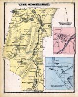 Stokbridge West, Williamsville Town, Stockbidge west Town (a), Berkshire County 1876