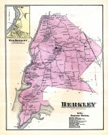 Berkley, Berkley Town West, West Berkley Town, Bristol County 1871