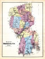 Bristol County Map