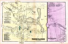 Easton Town North, North Easton Town, Easton Town South, South Easton Town, Bristol County 1871