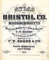 Title Page, Bristol County 1871