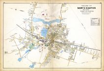 Easton Village North, Bristol County 1895
