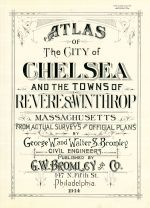 Title Page, Chelsea - Revere - Winthrop 1914