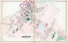 Amesbury Village, Essex County 1884