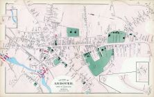 Andover Village, Essex County 1884