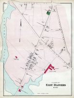 East Danvers Village, Essex County 1884