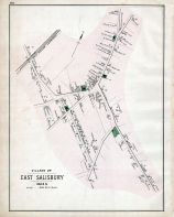 East Salisbury Village, Essex County 1884