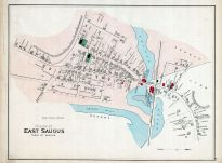 East Saugus Village, Essex County 1884