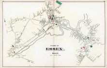 Essex Village, Essex County 1884