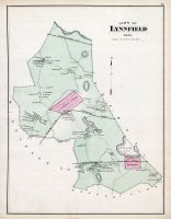 Lynnfield Town, Essex County 1884