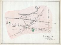 Lynnfield Village, Essex County 1884