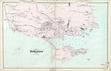 Marblehead Town, Essex County 1884
