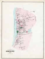 Merrimacport Village, Essex County 1884