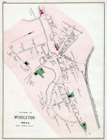 Middleton Village, Essex County 1884