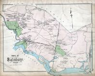 Salisbury Town, Essex County 1884