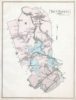 Saugus Town, Essex County 1884