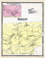 Hawley, Buckland Four Corners Town, Franklin County 1871