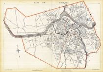Lowell City, Massachusetts State Atlas 1891