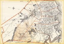 Lynn City, Massachusetts State Atlas 1891