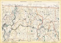 Plate 019, Franklin, Worcester, Bernardston, Winchester, Phillipston, Deerfield, Massachusetts State Atlas 1891