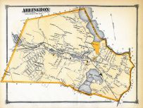 Arlington, Middlesex County 1875