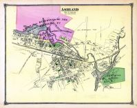 Ashland Town, Middlesex County 1875