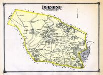Belmont, Middlesex County 1875