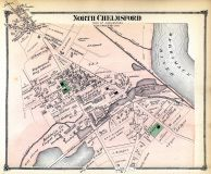 Chelmsford Town North, North Chelmsford Town, Middlesex County 1875