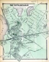 Framingham Town South, Middlesex County 1875