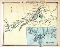 Graniteville, Westford Town, Middlesex County 1875