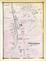 Greenwood Town, Middlesex County 1875