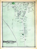 Hopkinton Town - South, Middlesex County 1875