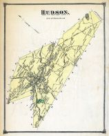 Hudson, Middlesex County 1875