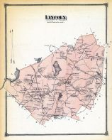 Lincoln, Middlesex County 1875
