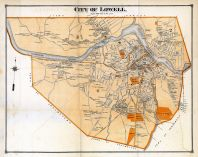Lowell City, Middlesex County 1875