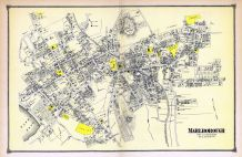 Marlborough Town, Middlesex County 1875
