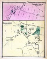 Tewksbury Town, Middlesex County 1875