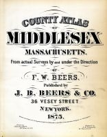 Middlesex County 1875