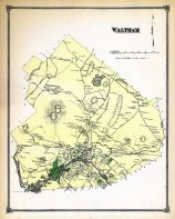 Waltham, Middlesex County 1875