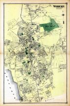 Woburn Town, Middlesex County 1875