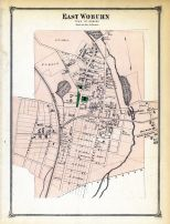 Woburn Town East, East Woburn Town, Middlesex County 1875