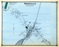 Woodville Town, Middlesex County 1875