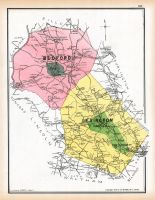 Bedford 1, Lexington 2, Middlesex County 1889