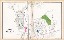 Melrose 1, Middlesex County 1889