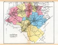 Newton, Middlesex County 1889