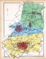 Stow 1, Hudson, Marlborough 1, Middlesex County 1889