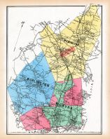 Woburn 3, Burlington, Wilmington, Middlesex County 1889