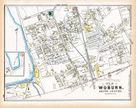 Woburn 4, Middlesex County 1889