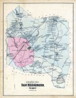 Bridgewater Town East, East Bridgewater Town, Plymouth County 1879